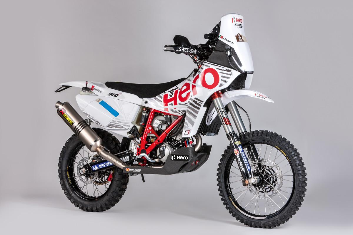2017 Dakar Rally Bikes